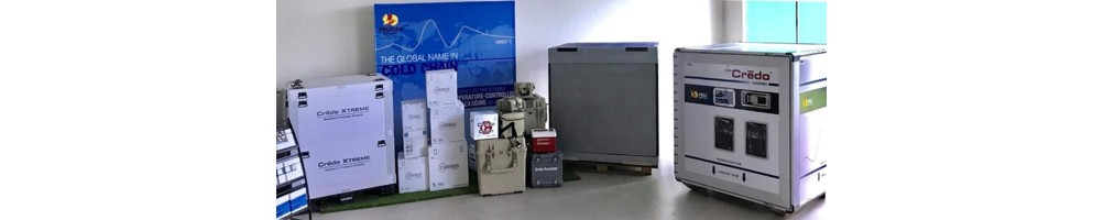 Peli Biothermal - Sistemi di mantenimento della catena del freddo